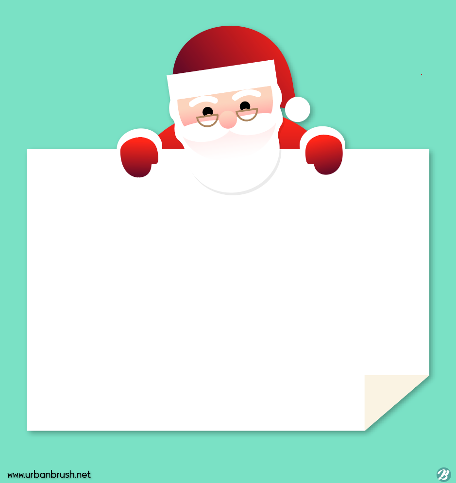 크리스마스카드 일러스트 Ai 무료다운로드 Free Christmas Card Vector Urbanbrush 크리스마스 카드 크리스마스 카드 만들기 크리스마스 편지