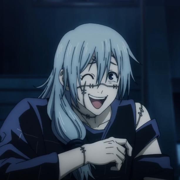 Mahito Jujutsu Demon King Anime Slayer Anime