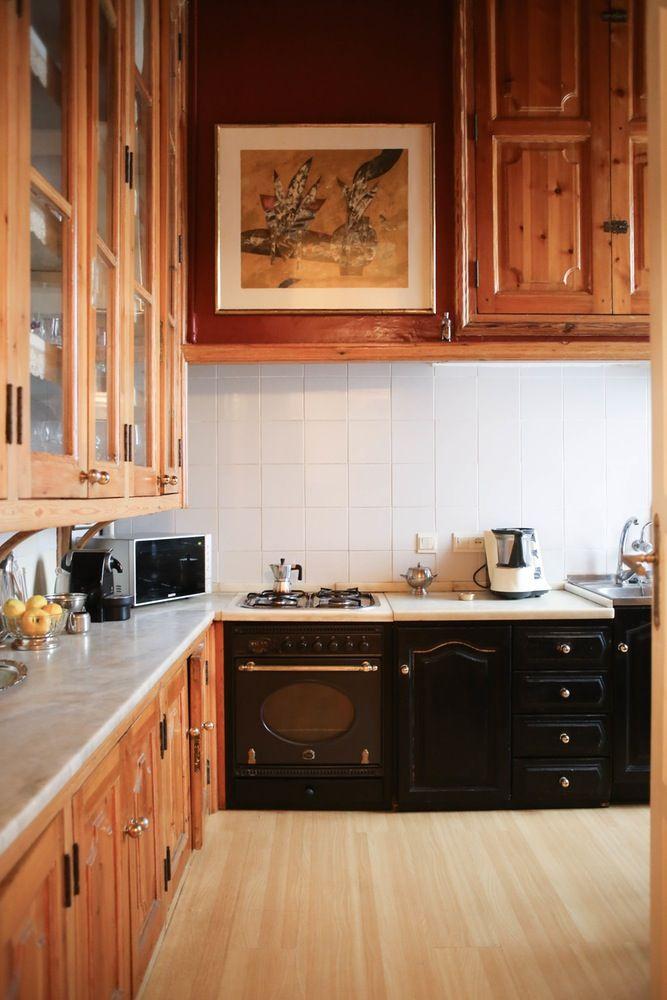 Hermosa Apartamento Almacenaje De La Cocina Terapia Regalo - Ideas ...
