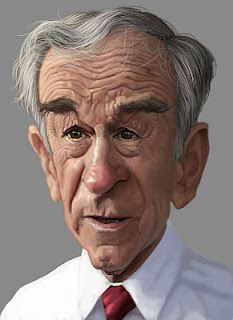 Ron Paul by Jay Farley