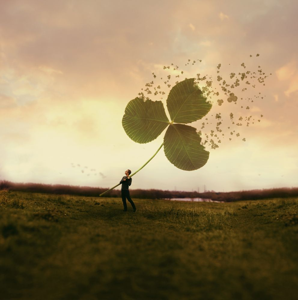 The Luck  by Joel Robison