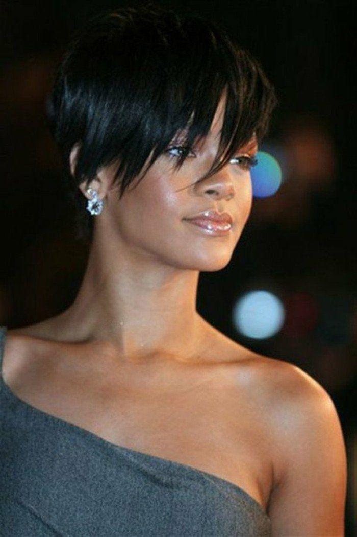 114 magnifiques photos de coiffure courte!   Coupe de cheveux, Coiffure courte