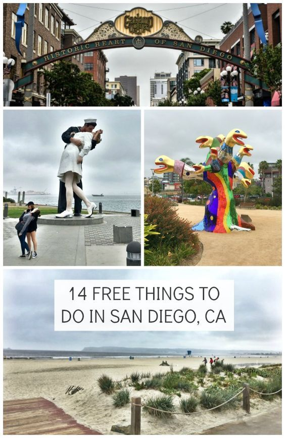 Free Things To Do In San Diego In 2020 San Diego Activities San Diego Vacation San Diego Travel