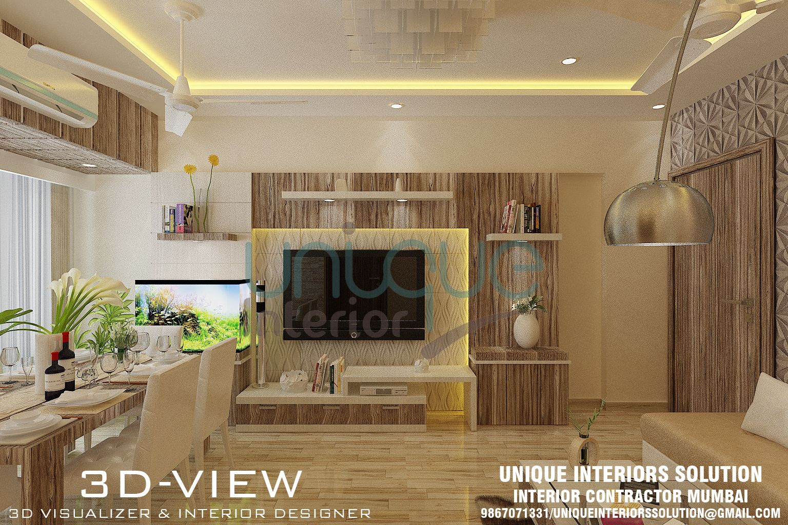 Pin By Unique Interior On 3d View Interior Best Interior Living Room Designs