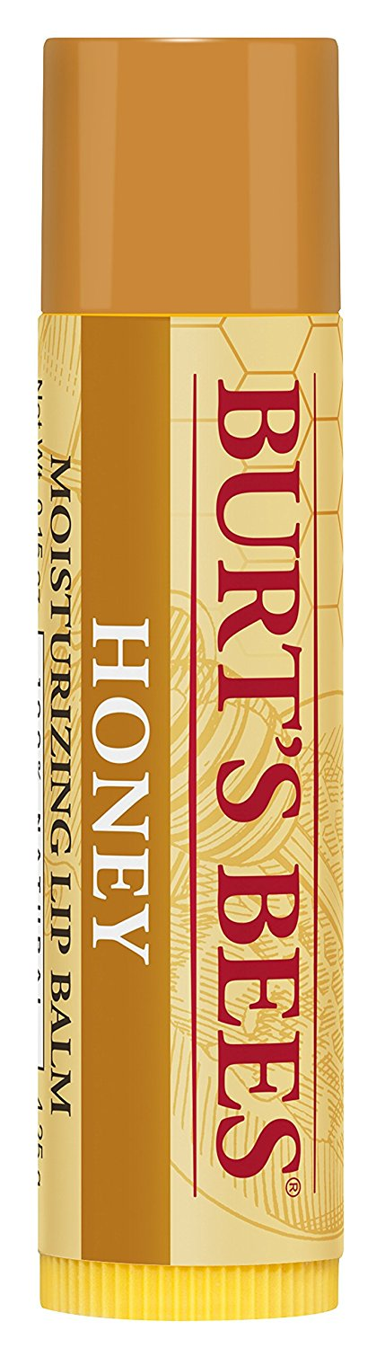 Burts Bees 100% Natural Lip Balm, Honey, 0.15 ounce -- New and awesome product awaits you, Read it now  : Natural Beauty Care