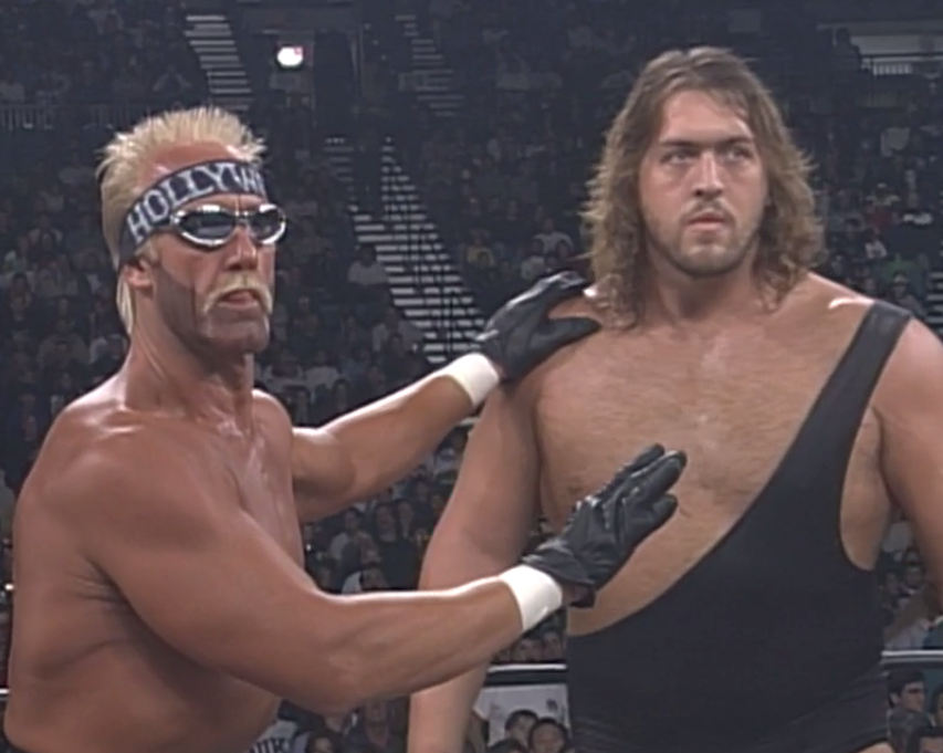 Wcw Halloween Havoc 96 Review Hulk Hogan His Wig And The Giant