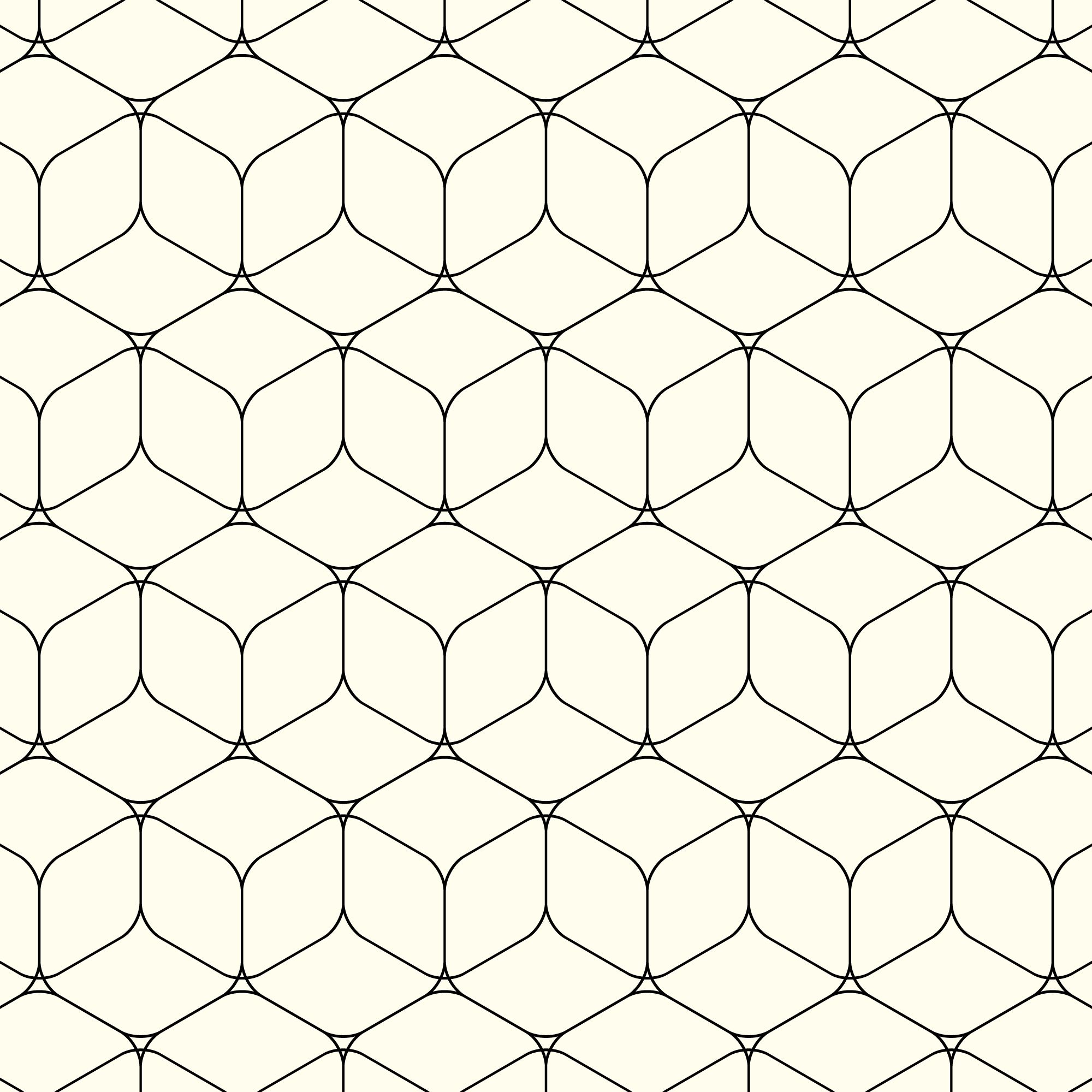 Abstract Background Hexagon Grey And White Color Modern