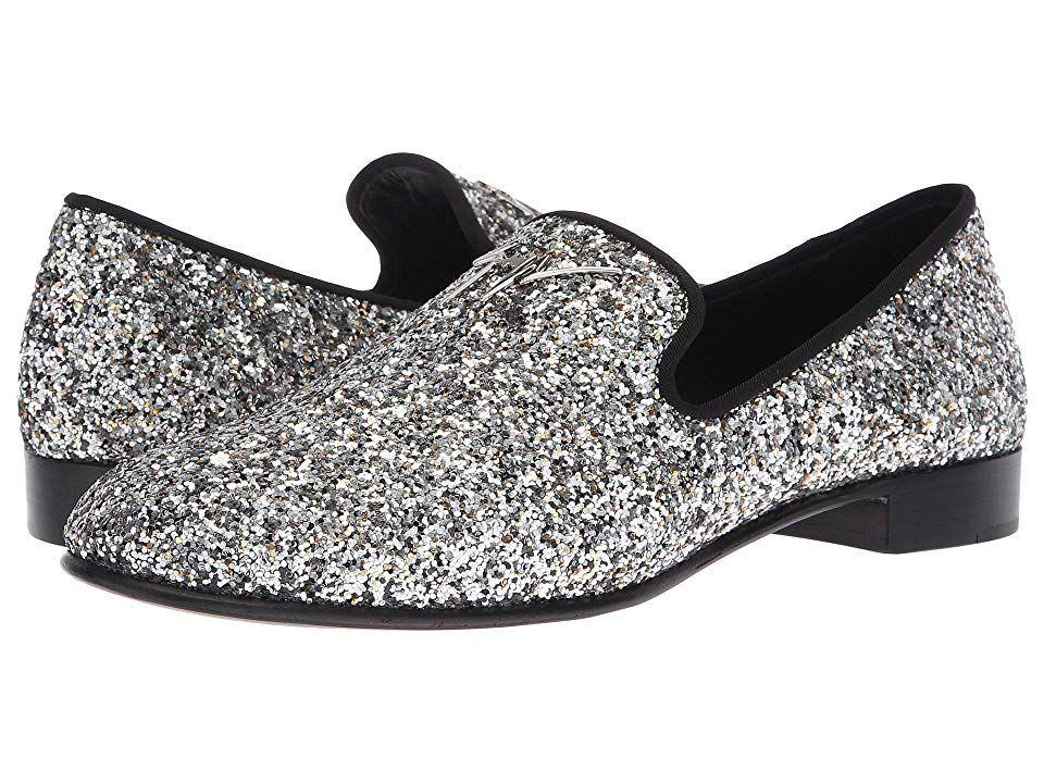 622552a61 Giuseppe Zanotti Kevin Sparkle Loafer Men's Slip on Shoes Carnival ...
