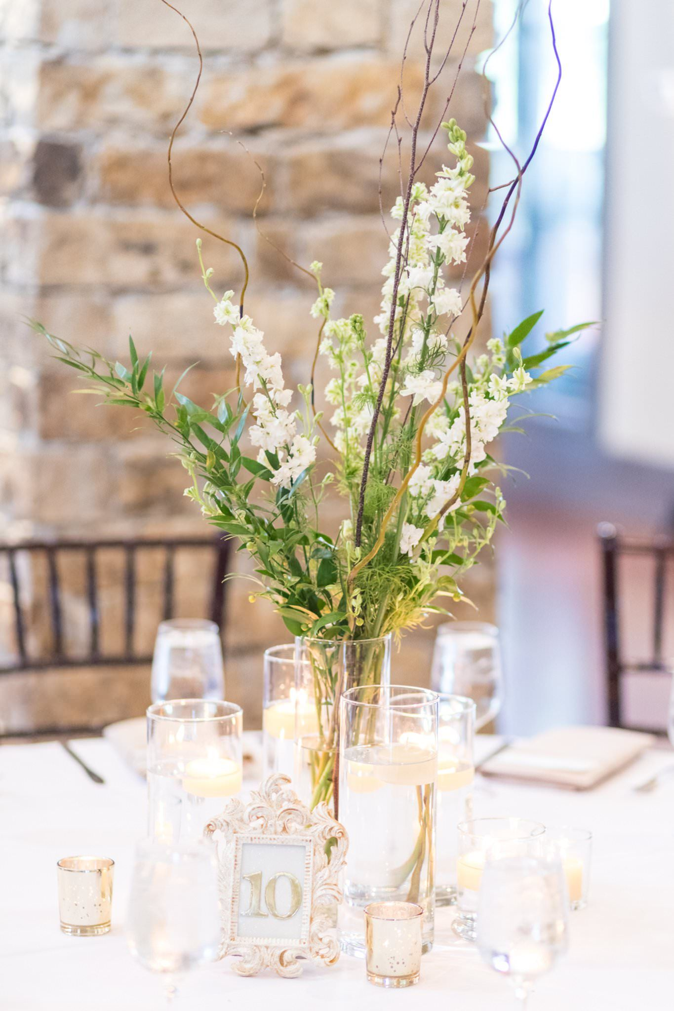 Wedding at The Lodge at Country Inn Cottages Bridal