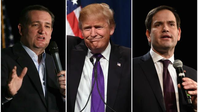 Winners and losers of Nevada's Republican caucuses