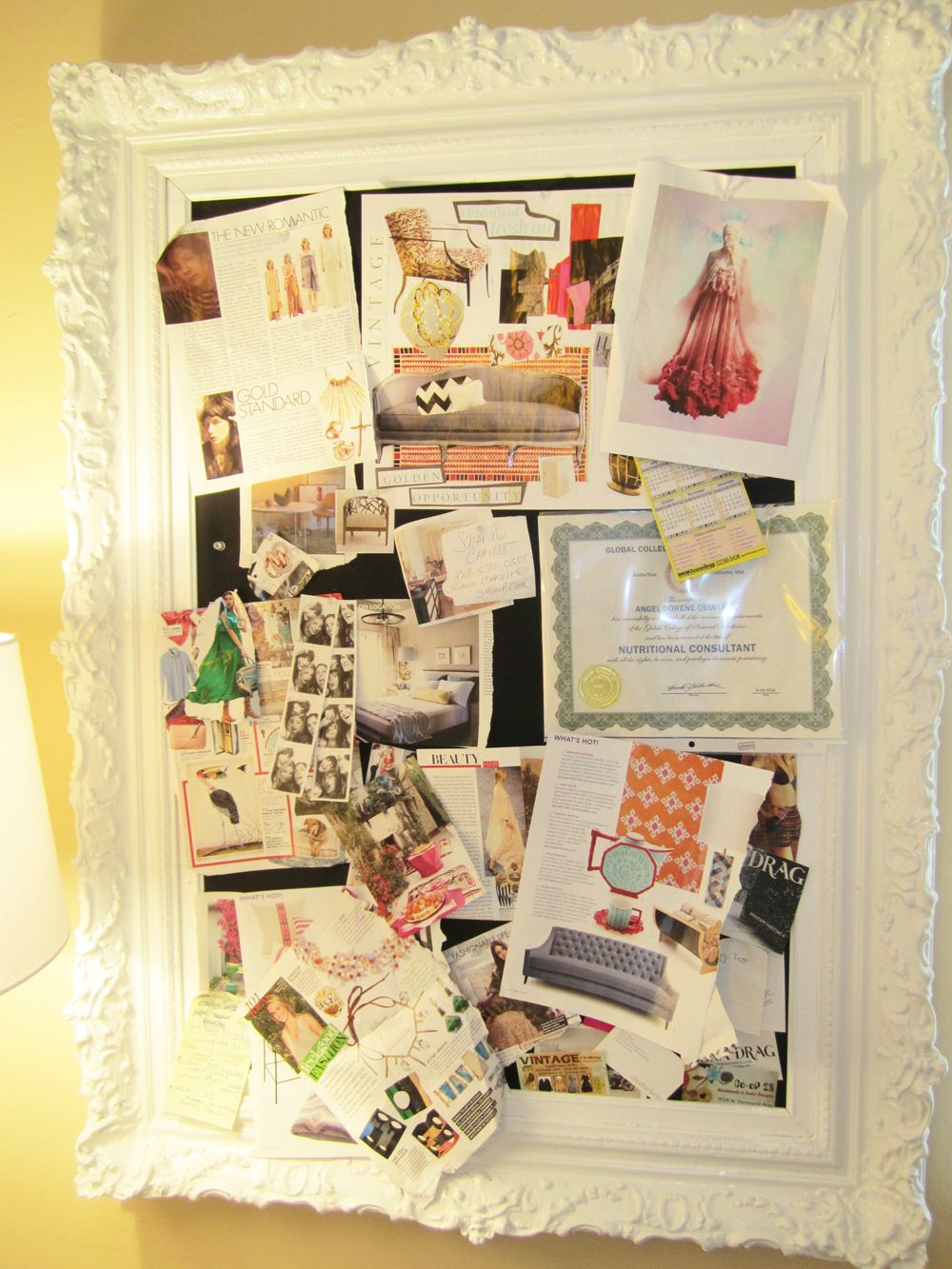 Success Strategies} How to Use a Vision Board for Big Success ...