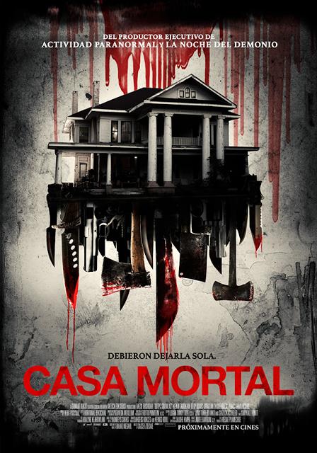 Mira El Trailer De Casa Mortal Peliculas De Terror Peliculas Completas Peliculas En Linea