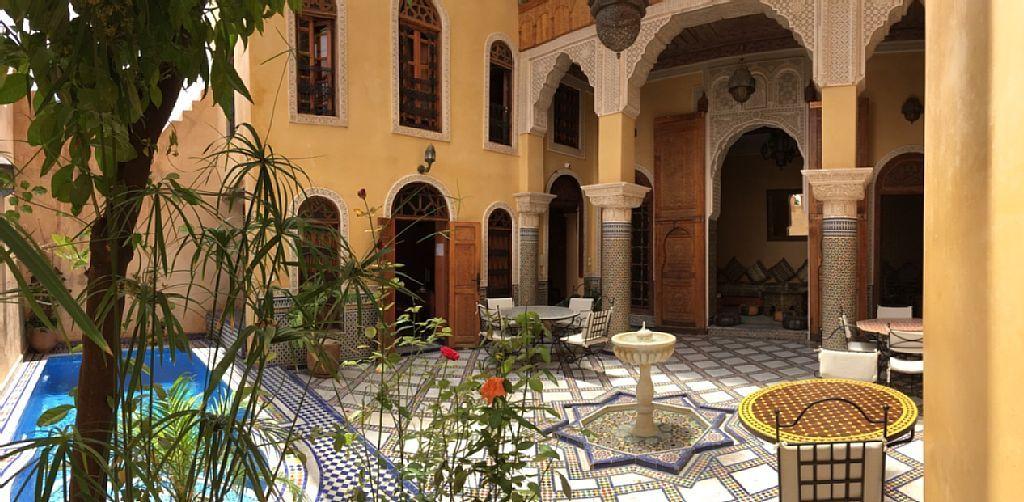 location riad fes medina