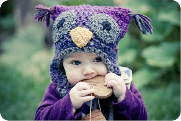 Woolly Owl Hat Crochet pattern by Kat Goldin | Knitting Patterns ...