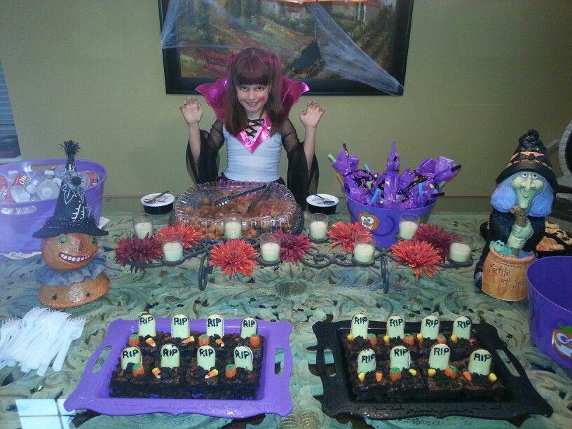 Andriana's Halloween Party