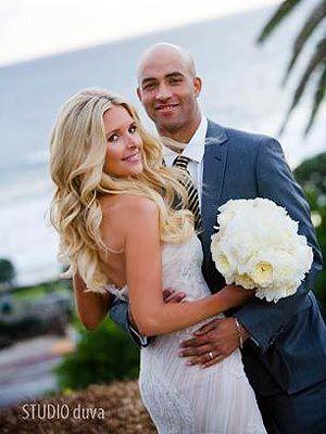 James Blake Marries Emily Snider Celebrity Wedding Dresses Tennis Wedding Celebrity Weddings