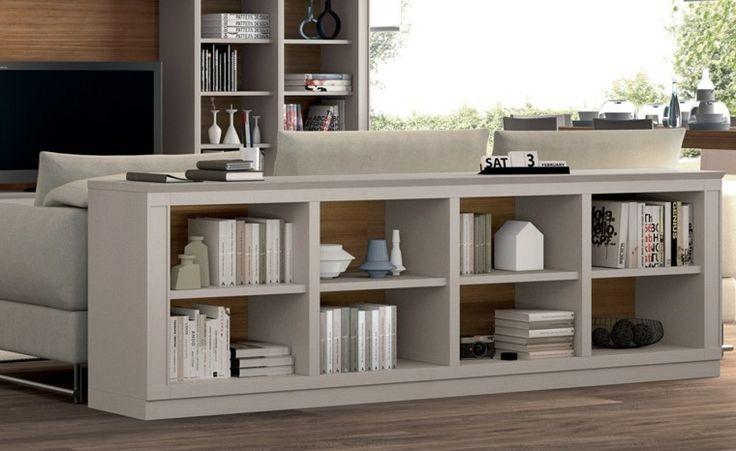 Konsolentische hinter dem Sofa: 35 Ideen fürs Wohnzimmer ...