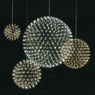 Cool lights!! Moooi Raimond R61   Chandeliers   Modern