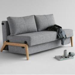 Sofa beds & sofa beds -  Innovation Cubed 02 Wood – InnovationInnovation sofa bed  - #antiquedecor #apartmentdecor #bedroomdecor #homedecor