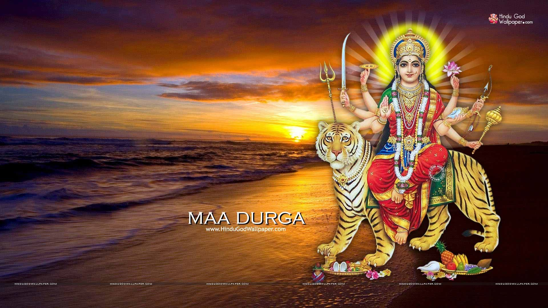Maa Durga Hd Wallpaper 1080p Maa Durga Hd Wallpaper Maa Wallpaper Maa Durga Hd