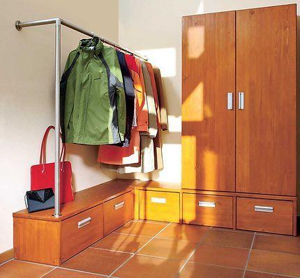 Eckgarderobe Eckgarderobe Garderobe Und Schrank Regale