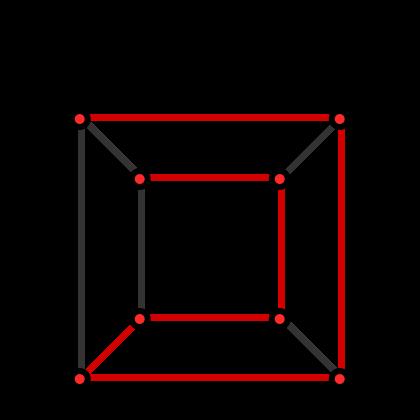 Grafo - camino hamiltoniano - Anexo:Glosario de teoría de grafos - Wikipedia, la enciclopedia libre De Magister Mathematicae - Trabajo propio, CC BY-SA 3.0, https://commons.wikimedia.org/w/index.php?curid=25207444