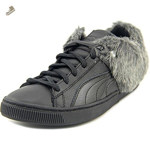 Black · PUMA Women's 50/50 Fur ...