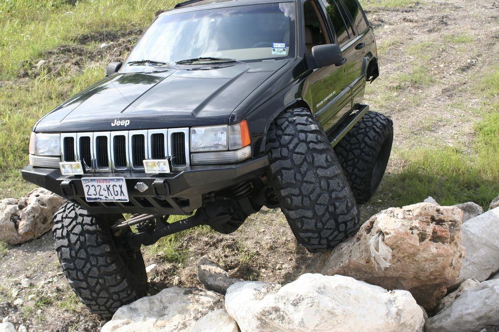 Another 4wdfactory 1998 Jeep Grand Cherokee post... Photo