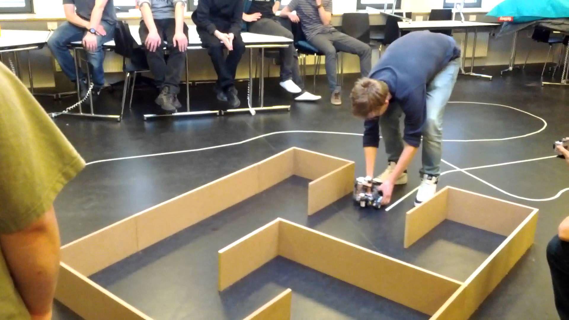Lego Mindstorm competition At: Københavns Erhvervsakademi www.kea.dk/da/