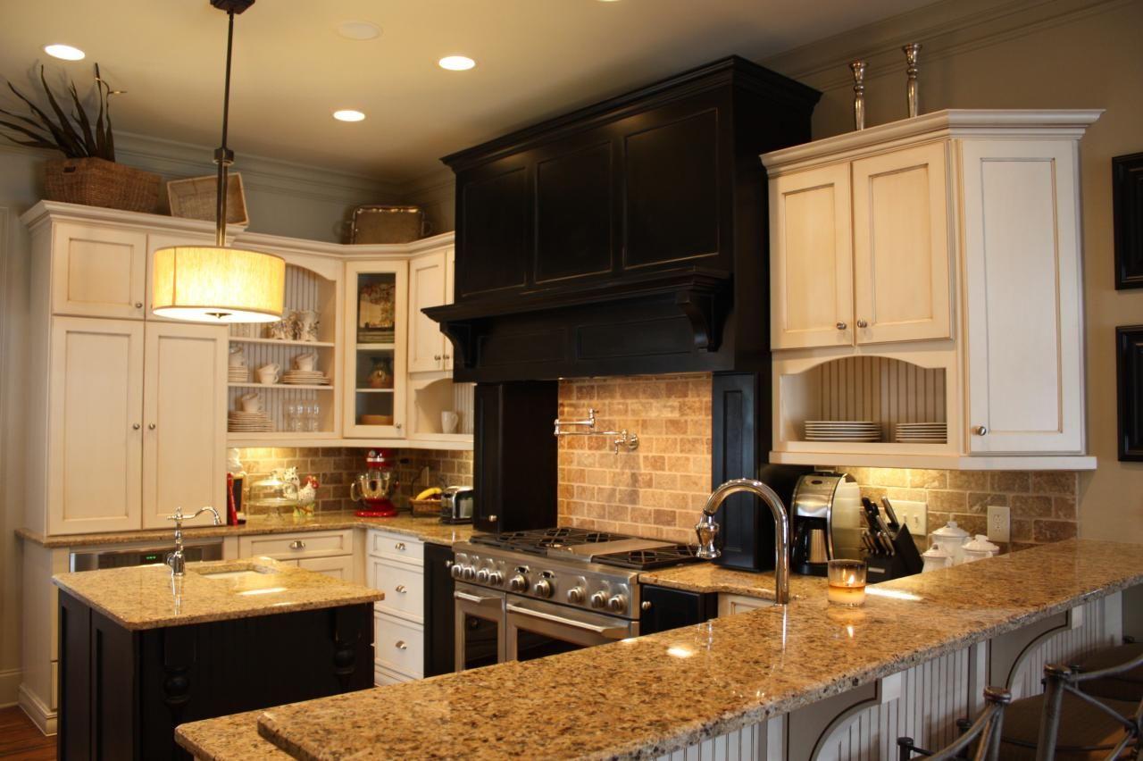 Marsh Cabinets: Blue Sky Construction   Kitchen remodel ...