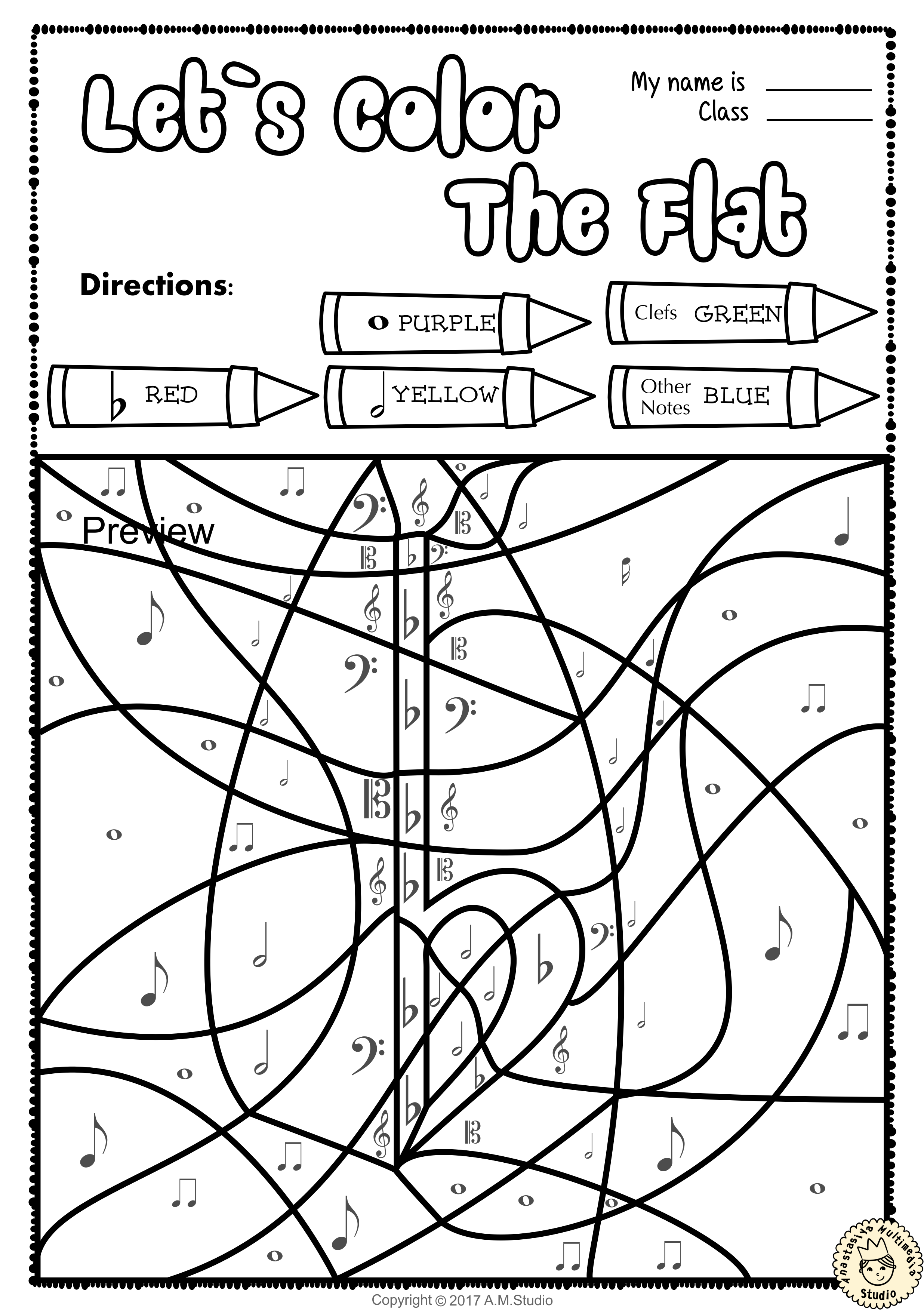 Let S Learn The Music Symbols No Prep Printables Pack