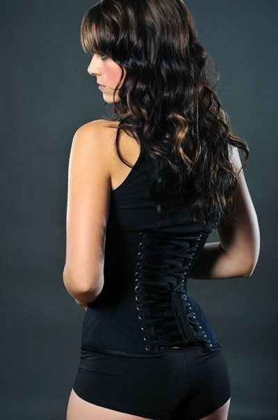 Meschantes Ready to Wear Nude Training Corset for Daily Wear