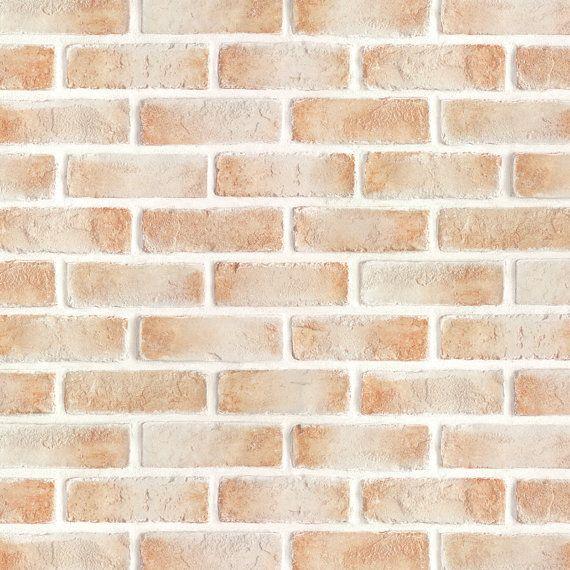 Kitchen Backsplash Contact Paper: Peel & Stick Back Splash Brick Pattern Decorative Contact