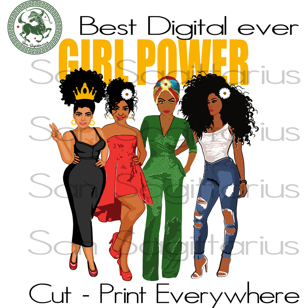 Pin On Black Girl Magic Svg