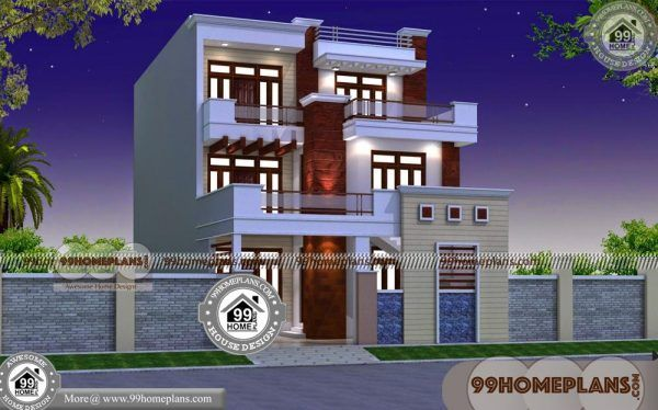 3 Story Home Plans 80 Modern Box Type House Design Stylish Ideas House Plans Different House Styles House Design