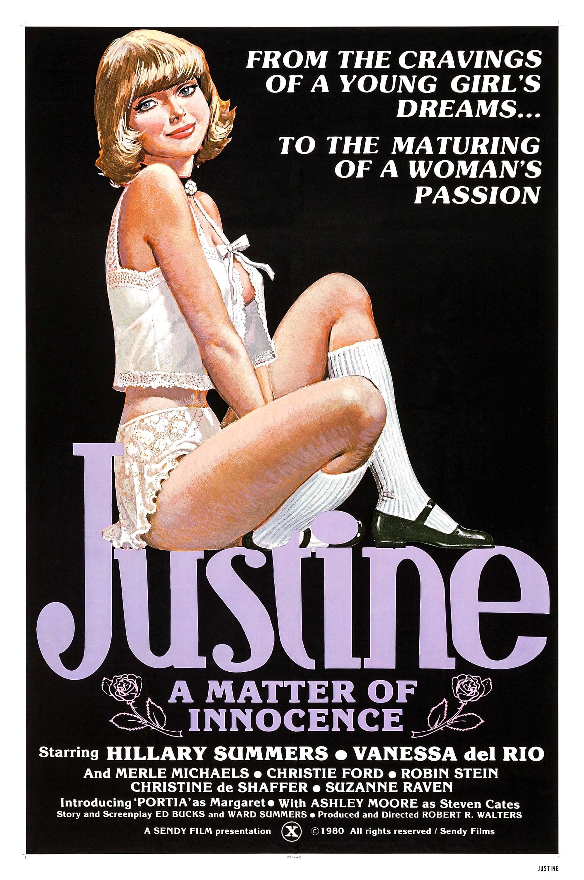 justine a matter of innocence