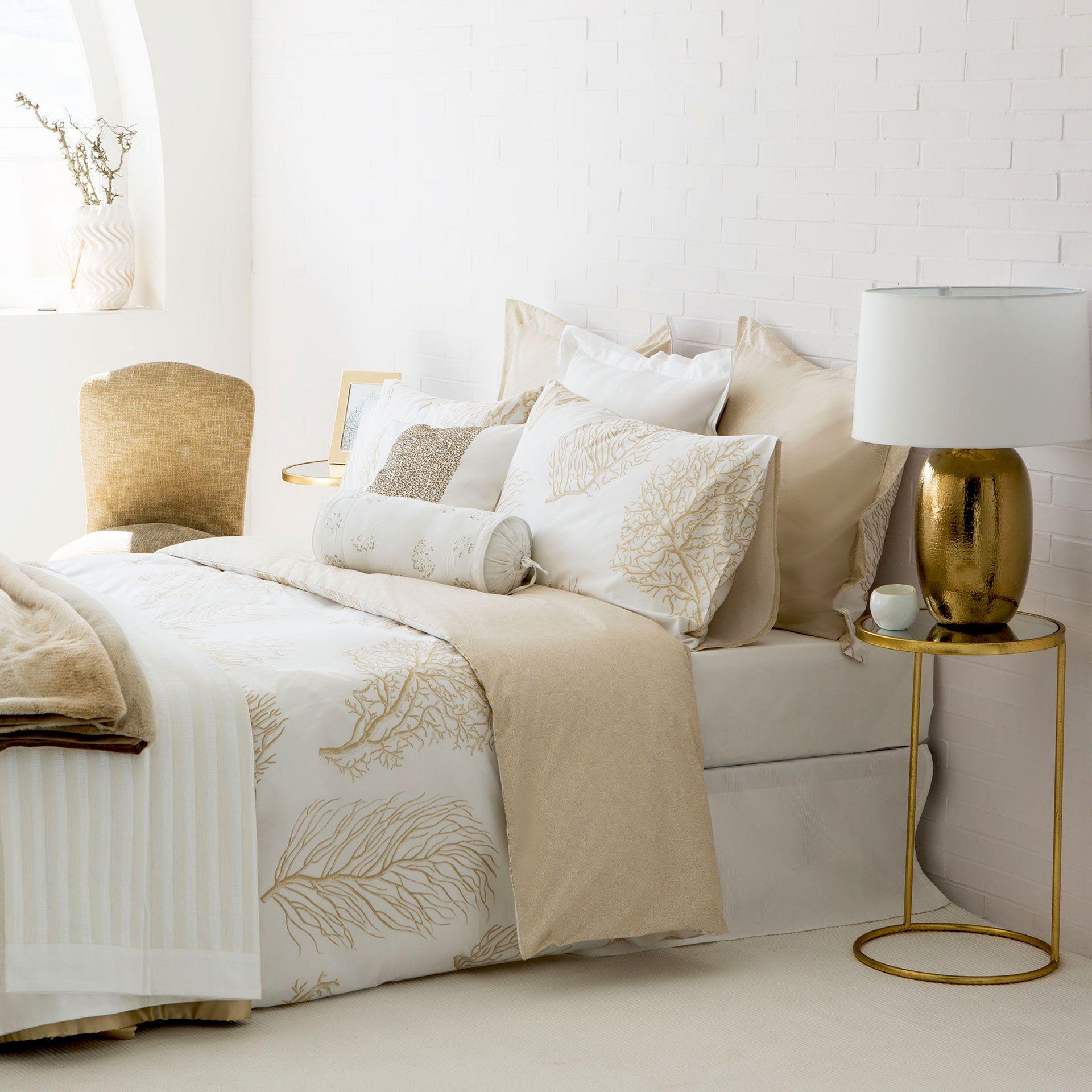 Zara Home zara home 2016 coral bedding morroccan bohemian style bedroom decor