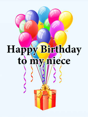 To An Adorable Person Happy Birthday Card For Niece Birthday Greeting Cards By Davia Happy Birthday Niece Birthday Cards For Niece Niece Birthday Wishes