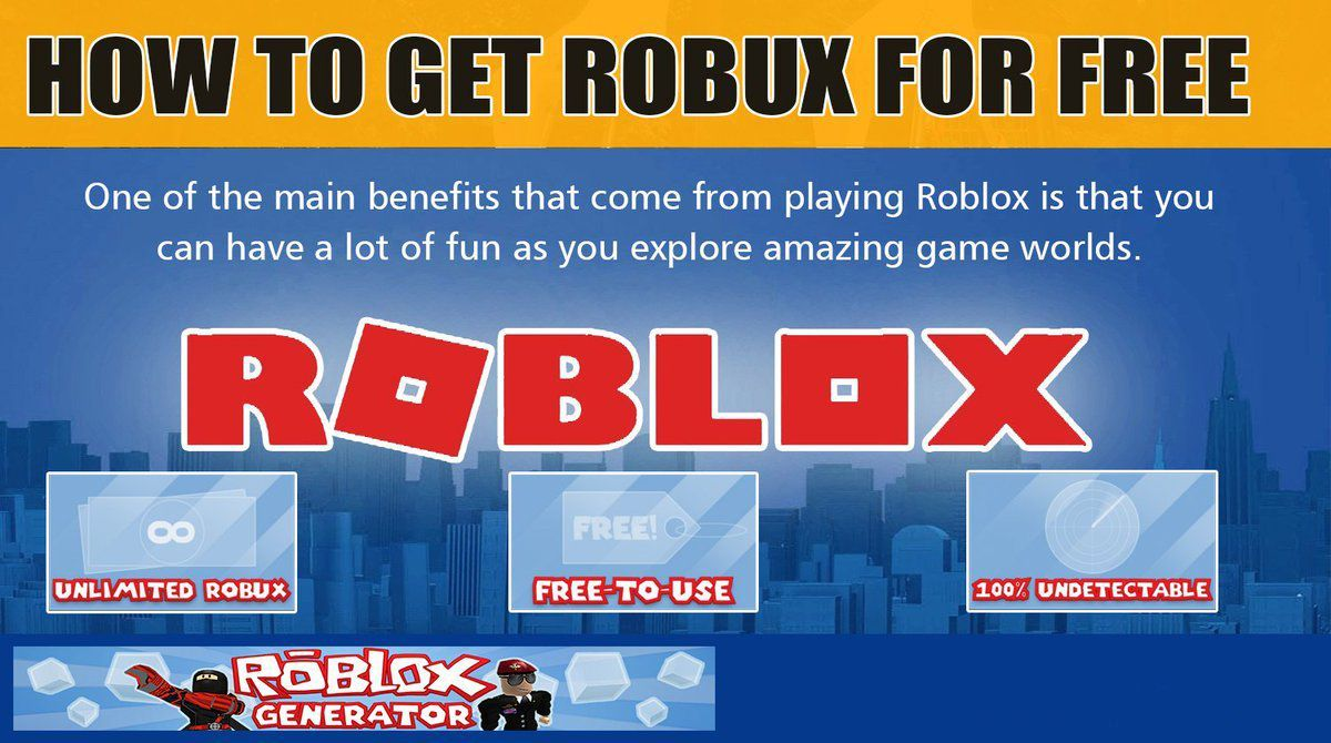 Generator Unlimited Roblox Robux Generator