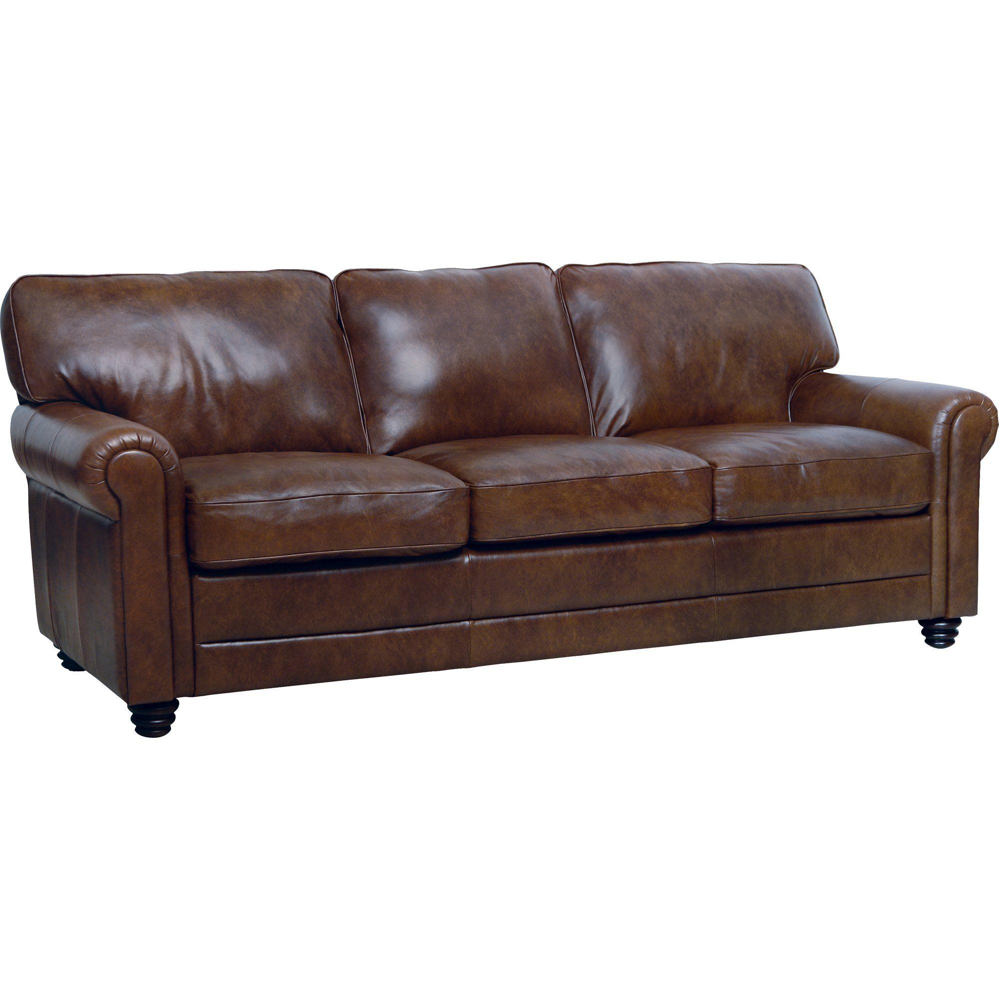 Enjoyable Lambdin Leather Sofa Italian Leather Sofa Best Leather Machost Co Dining Chair Design Ideas Machostcouk