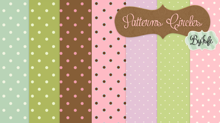 Patterns Circles 2 by Isfe deviantart com | PATTERN