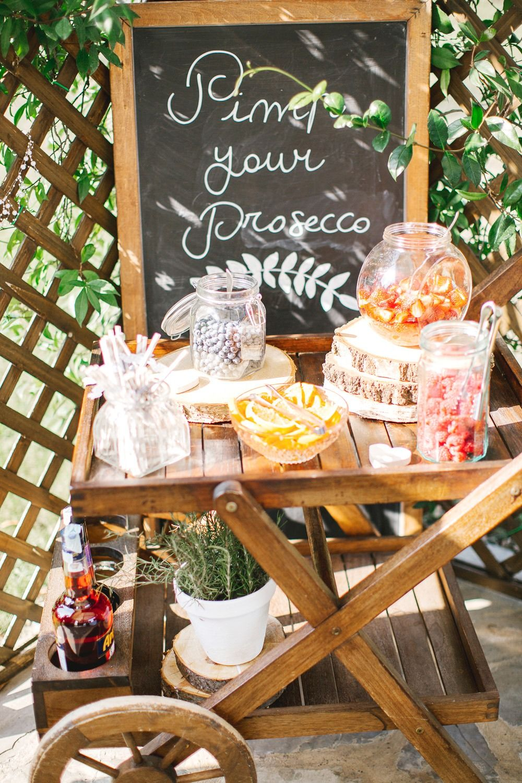 Dreamy and Elegant Destination Wedding Under The Tuscan Sun   Food ...