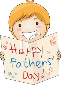 Father S Day Card Clipart Fathers Day Clip Art Gifts For Dad