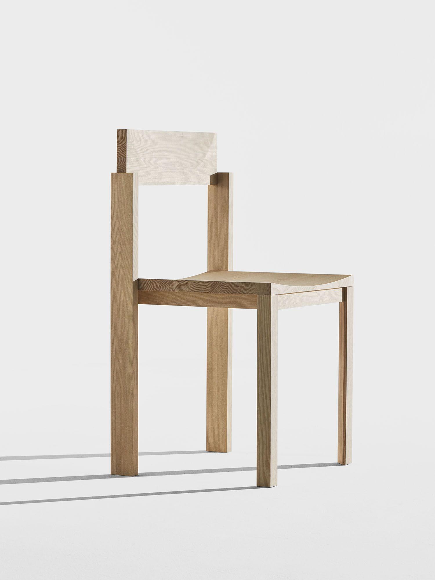 Mai chair in 2019 minimalist furniture - Master degree in interior design ...