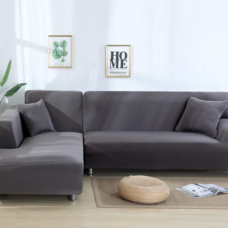 Best Selling Elastic Sofa Covers Housse Canape Angle Canape Angle Housse Canape