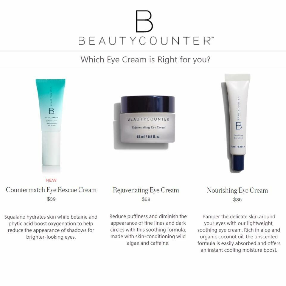 Stay Youthful And Safe With Beautycounter Eye Solutions Beautycounter Com Erikavidetto Safe Beauty Products Beautycounter Skin Care