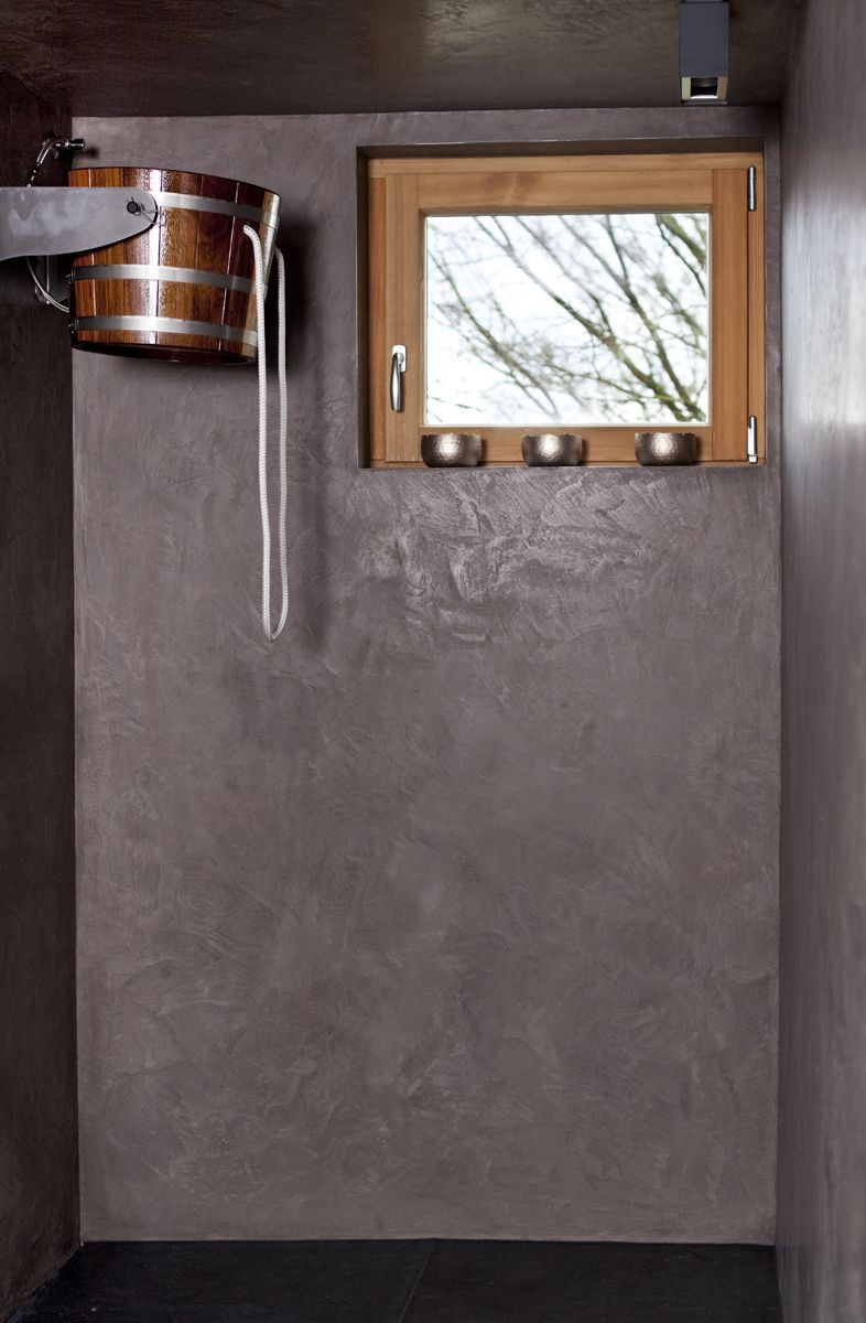 dusche in wasserfestem putz - Fugenlose Dusche Material