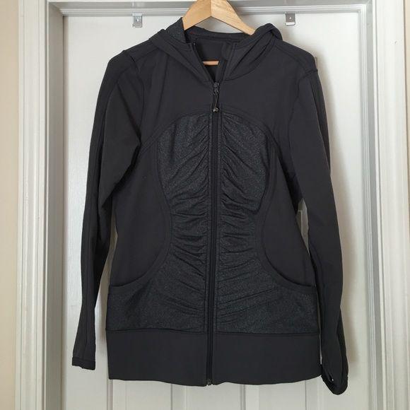 Lululemon jacket Exquisite hoody! Heavier fabric then my other jackets. lululemon athletica Jackets & Coats