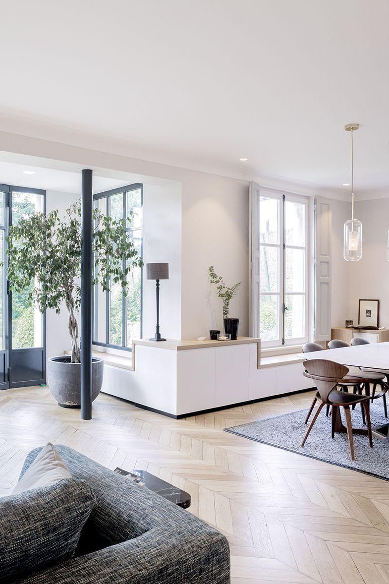 Maison Ile-de-France : rénovation avec extension | decoration | Home ...