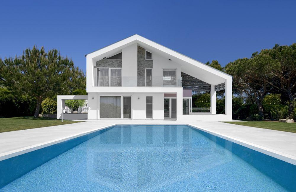 Villa prefabbricata saliceto di alseno for Case moderne contemporanee
